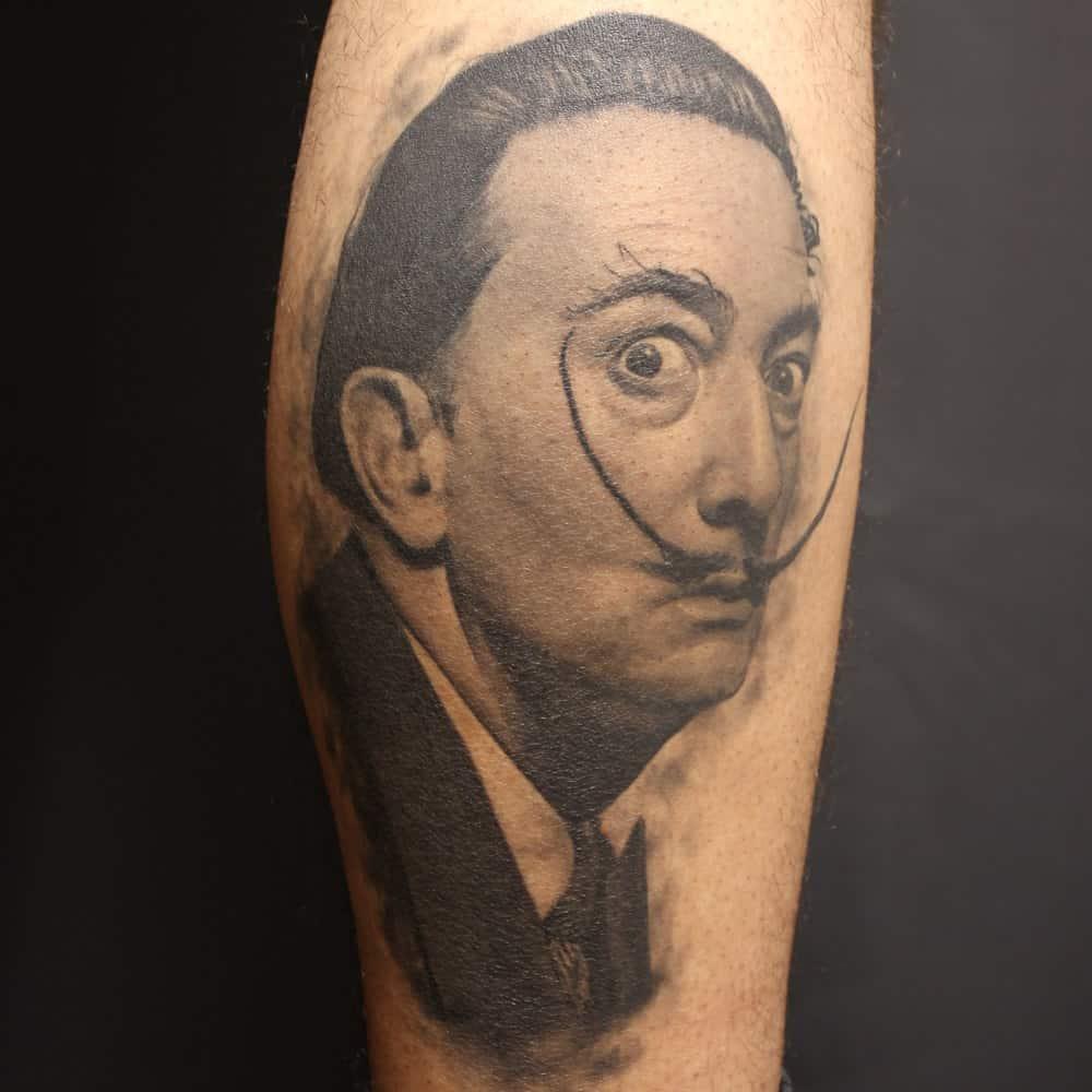 dali-tattoo