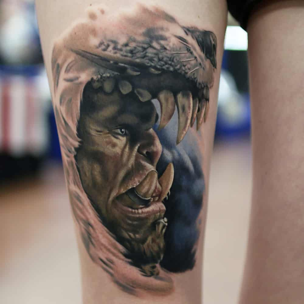 orc-tattoo